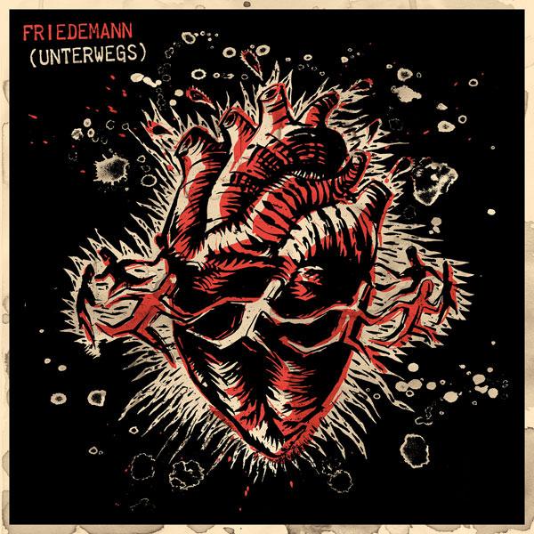 Friedemann Unterwegs Best of Live Platte