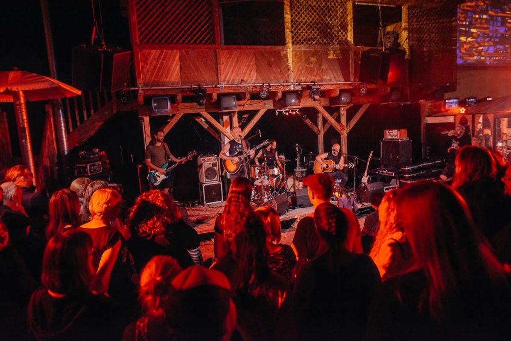 Friedemann Live bei der Fette Ente 2018 - Festival Rügen