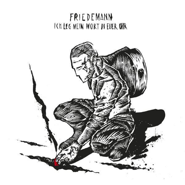 Friedemann von der Insel Rügen mit neuem Album Ich leg mein Wort in euer Ohr